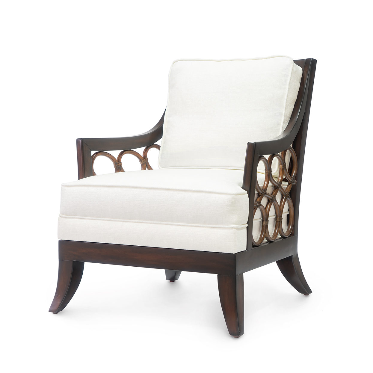 Description. CARLO LOUNGE CHAIR
