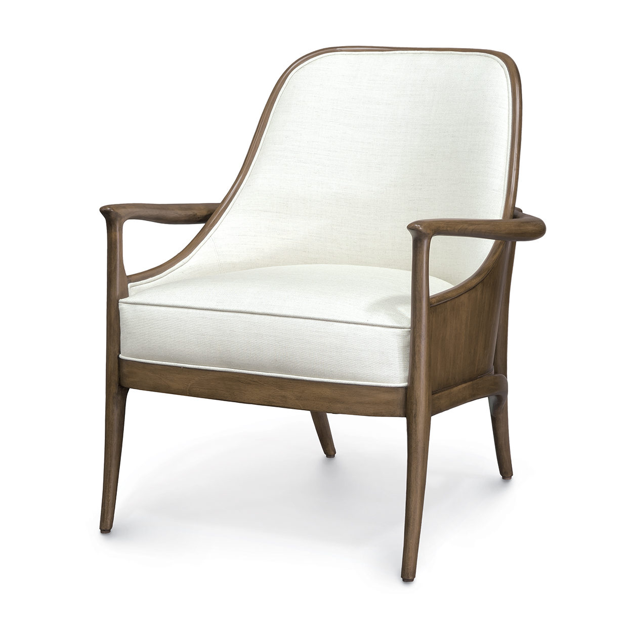 Exceptionnel Woodland Veneer Back Chair