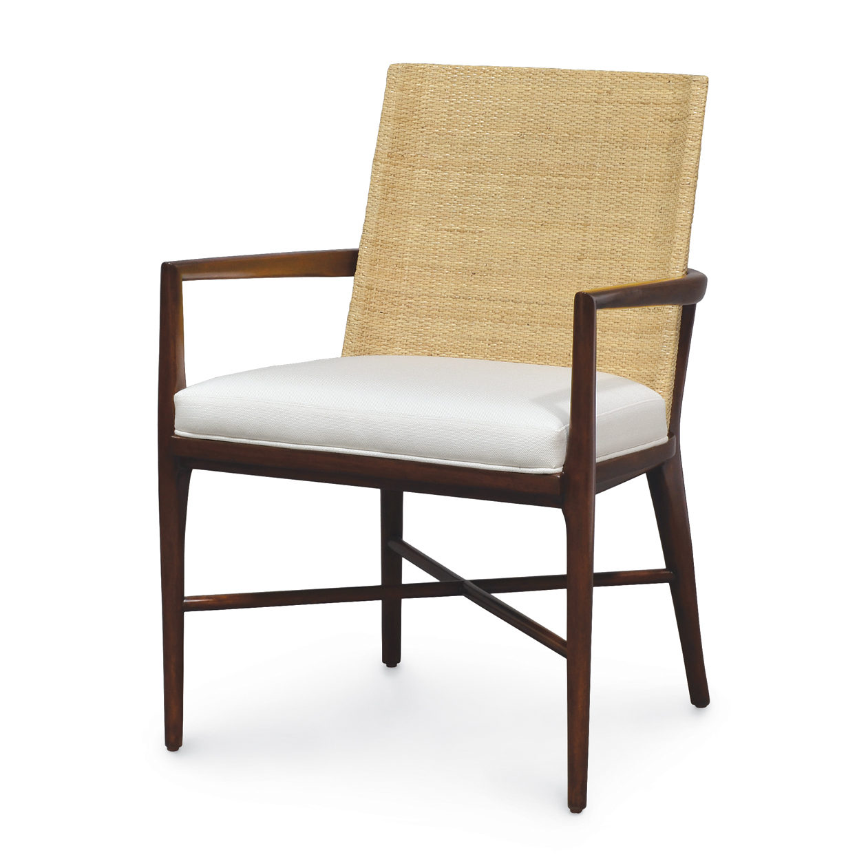 Delightful Description. HANOVER ARM CHAIR