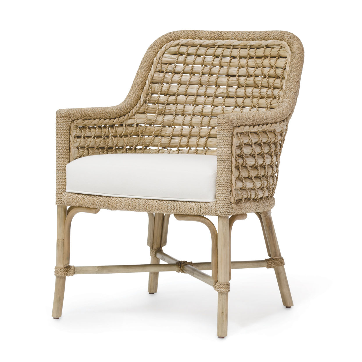 Awesome CAPITOLA ARM CHAIR